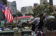 US-Senat stärkt Hongkongs Demonstranten   - China reagiert erbost