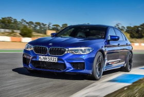 BMW M5 - Extremsportler im Business-Dress